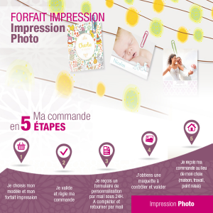 Forfait Impression - Photo